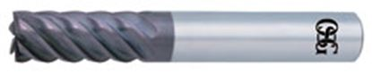 OSG USA 20212700 5//16 Dia x 2-1//2 Overall Length 2-Flute .030 C//R Solid Carbide SE End Mill-Round Shank-Center Cutting-Uncoated