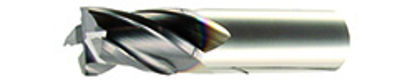 Picture of Solid Carbide 4 Flute End Mills