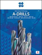 OSG USA 653029112 7.4 mm EXOCARB ADO-10XD Drill